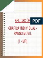 Aplicacion Grafica Individual Rango Movil