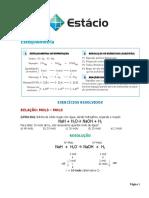 Lista 2 - Estequiometria.pdf