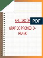 Aplicacion Grafica Promedio Rango