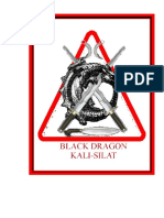 Black Dragon Kali Silat 2000