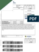 Recibo de Matrícula David Miranda Sem.preparatorio 2018-02