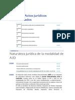 13. Naturaleza Jurídica de La Modalidad de AJD