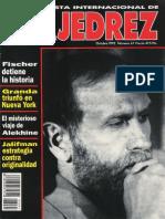 Revista Internacional de Ajedrez 61