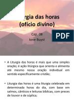 Capitulo Viii Liturgia Das Horas 19-09-2017!09!31 09