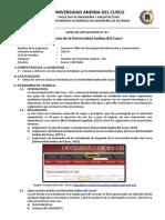 Guía01-Servicios de La UAC