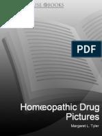 Homoeopathic Drug Pictures -Margaret L Tyler
