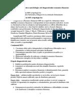 Tema 1. Diagnosticul Economico Financiar