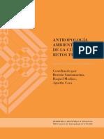 La actividad cinegetica en antropologia