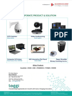 Product and Services- Toggi Services Limited.pdf