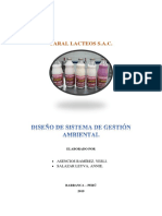 Plan Sistema de Gestion Ambiental (Caralac)