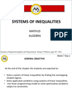 Lesson 6 - Systems of Inequalities.pptx