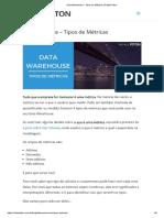 Data Warehouse – Tipos de Métricas _ Rafael Piton