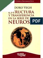 Vegh, I. - Estructura y Transferencia en La Serie de Las Neurosis
