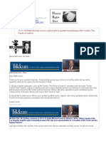 """10-11-14 Rabbi Lerner is Asked Ethics Questions Pertaining to Bet Tzedek - """"The House of Justice"""" and vast over-representation of individuals and an organization, identified as Jewish, in """"corruption of the courts and the legal profession"""" in Los Angeles County, California s"""