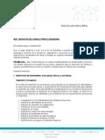 Carta de Presentación PR1ME=A