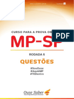 MP.SP Obj - Rodada 6