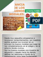 IMPORTANCIA DE LOS BUENOS MODALES.pptx