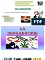Exposicion de Drogadiccion