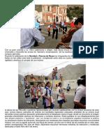 Lunahuana - Culturales y Artisticas