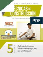 Técnicas de Construcción Realiza Instalaciones Hidrosanitarias.pdf