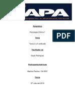 Tarea-3 y 4 (Psicologia Clinica 1)