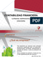 Empresa y Clasificacion Comerciantes