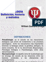 Introducción a la psicobiología