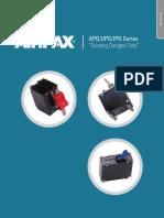 Air Pax Circuit Breaker catalog