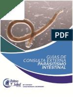 Gss-004-Gais-01 Guia de Consulta Externa Parasitismo Intestinal