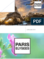 Catalogo 2019 Paris Elysees