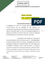 Fachin homologa delação de Léo Pinheiro