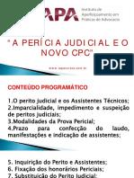 A Perícia Judicial e o Novo CPC