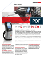 Datacolor Portable Spectrophotometers