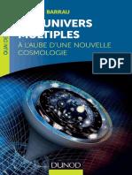 Barrau, Des Univers Multiples (Livre 2014)