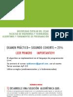 3° Examen AyF G3-2019-1