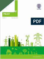 Works and Procurement Policy Vol I Rev 1 Nov 2016