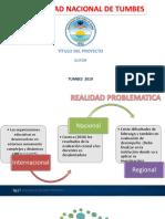 b. Ejemplar Formato Oficial Para Sustentacion Tesis de Grado