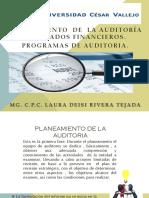 planeamiento de la auditoria