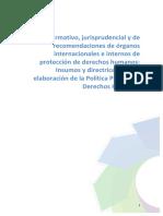 131213 Soporte Normativo Poliitica DDHH 2014 2034