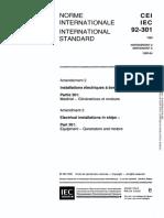 IEC 60092-301-1980 amd2-1995 scan