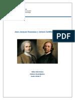 Resumen Sobre Rousseau y Herder