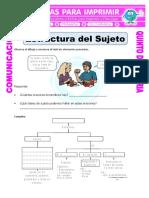 Estructura Del Sujeto
