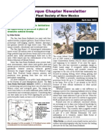 Apr-Jun 2010 Albuquerque Native Plant Society Newsletter