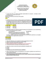 BPS Midterm Exam KA