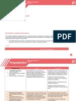 Modulo Propedeutico Semana 3 Actividad 5 Prepa en Linea SEP.