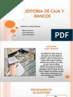 Auditoria de Caja y Bancos (1)