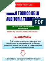 Marco Teórico de La Auditoria Tributaria