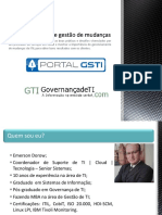 Cloud Computing e ITIL Por Emerson Dorow