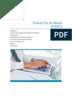 Estructura TFM Seguridad Clínica