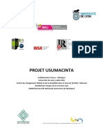 Presentation Projet Usumacinta